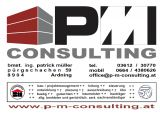 pm-consulting bmst. ing. patrick müller